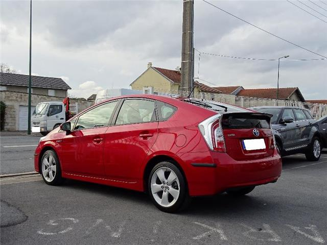 Left hand drive TOYOTA PRIUS DYNAMIC 17
