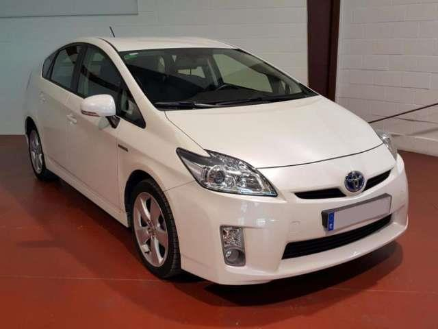 Left hand drive TOYOTA PRIUS 1.8 Advance