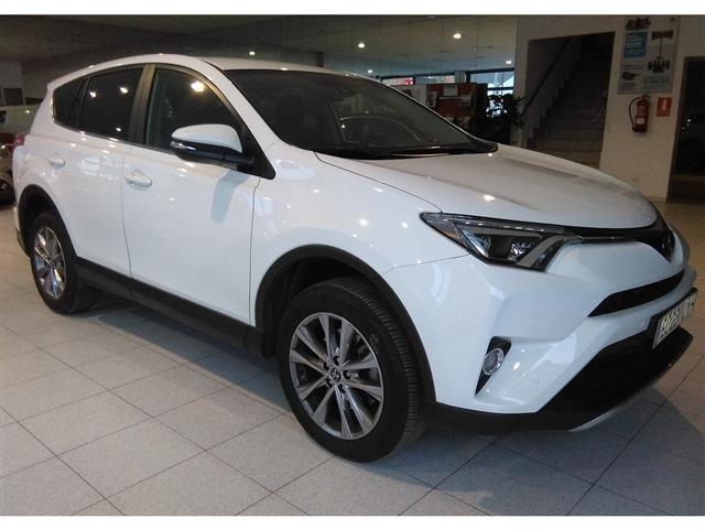 Left hand drive TOYOTA RAV 4  150D 2WD Advance