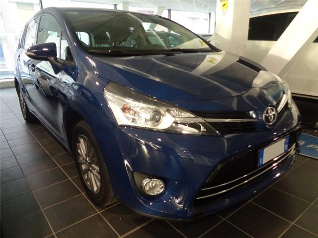 Left hand drive TOYOTA VERSO 1.6