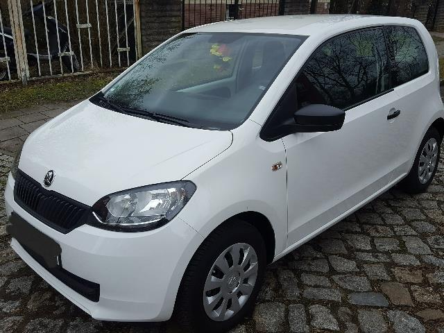 SKODA CITIGO (02/2017) - white