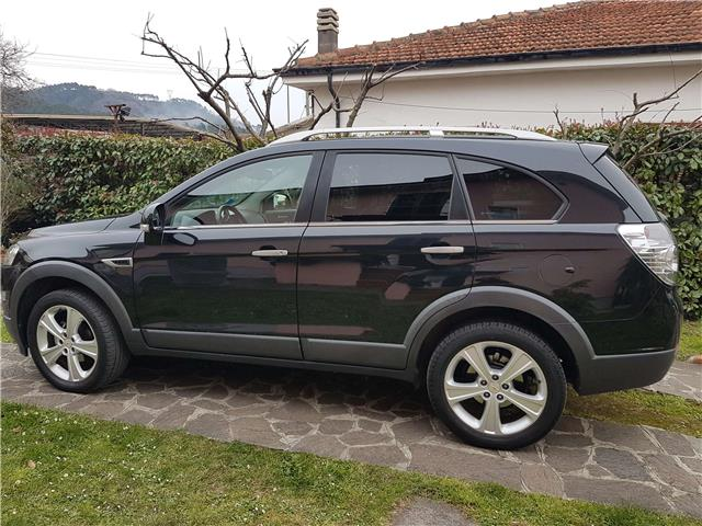 CHEVROLET CAPTIVA (06/2014) - black - lieu: