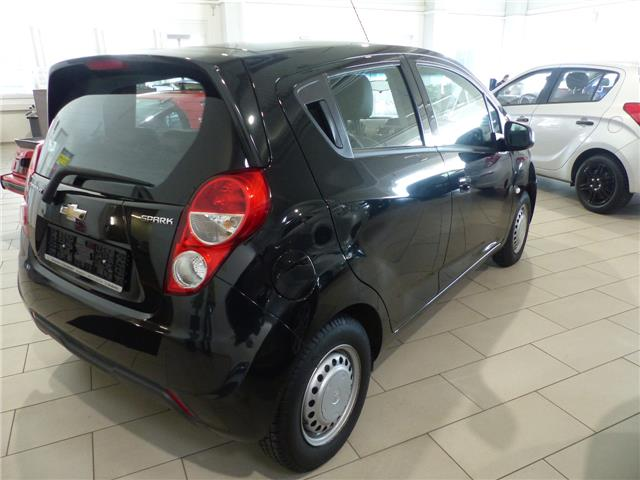 Lhd CHEVROLET SPARK (01/2014) - black