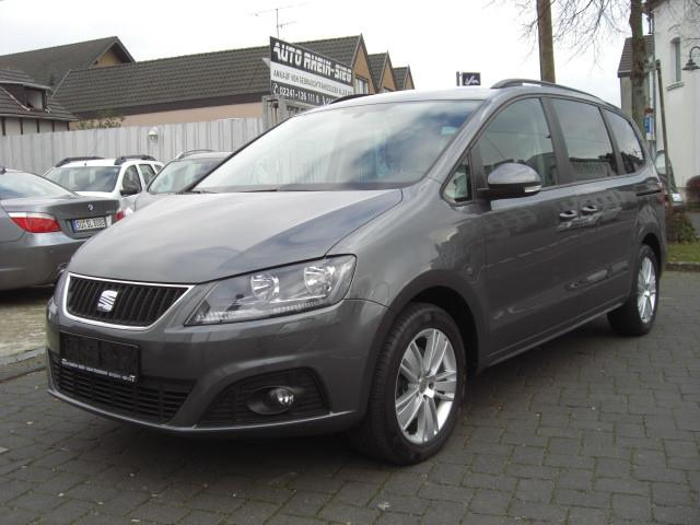 Left hand drive SEAT ALHAMBRA 2.0