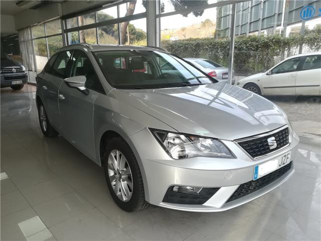 lhd SEAT LEON (05/2017) - silver