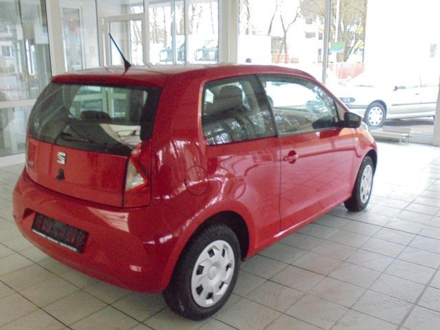 SEAT MII (03/2016) - red - lieu: