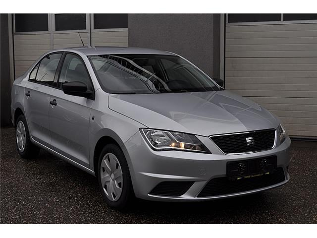 Lhd SEAT TOLEDO (06/2014) - silver