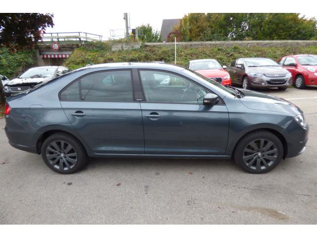 lhd car SEAT TOLEDO (03/2016) - grey - lieu: