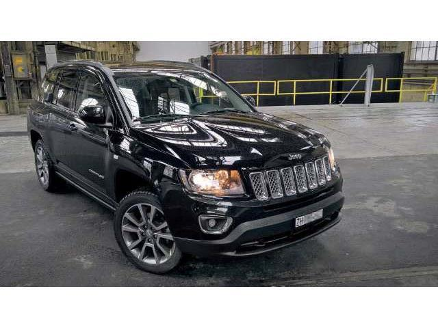 Left hand drive JEEP COMPASS 2.4