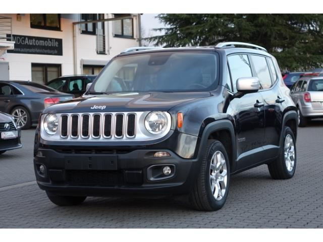 Left hand drive JEEP RENEGADE 1.6