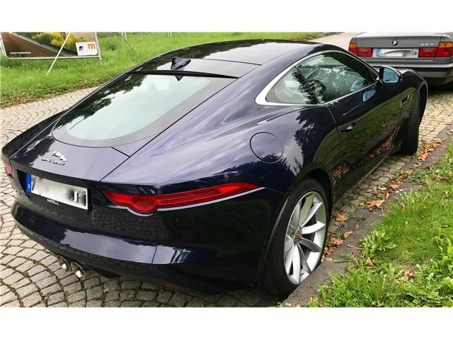 Left hand drive JAGUAR F TYPE 3.0