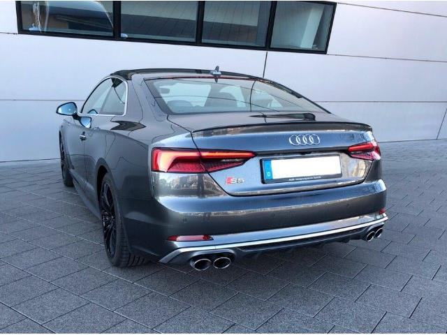 lhd car AUDI S5 (03/2017) - grey - lieu: