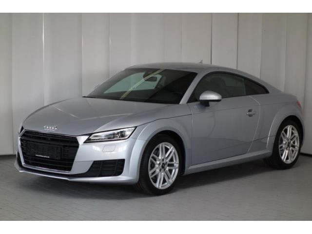 lhd AUDI TT (03/2017) - silver - lieu: