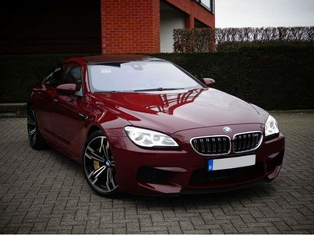 BMW M6 (04/2016) - RED - lieu: