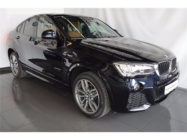 lhd BMW X4 (06/2017) - black