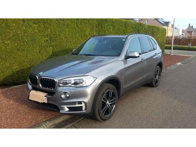 Left hand drive BMW X5 3.0