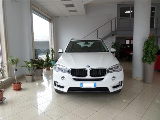 Left hand drive BMW X5 xdrive 30D