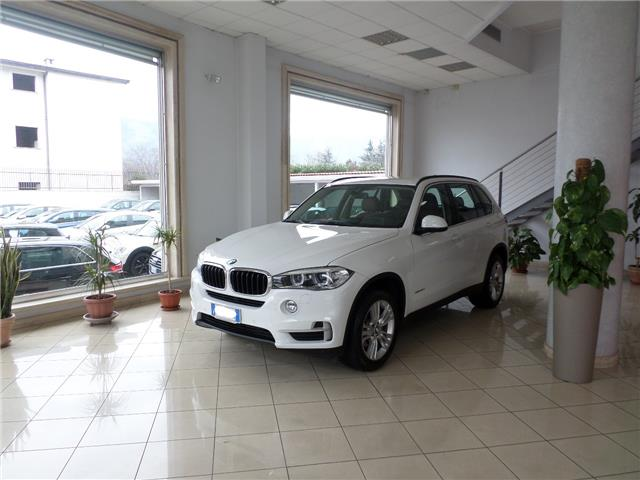 Lhd BMW X5 (07/2016) - white