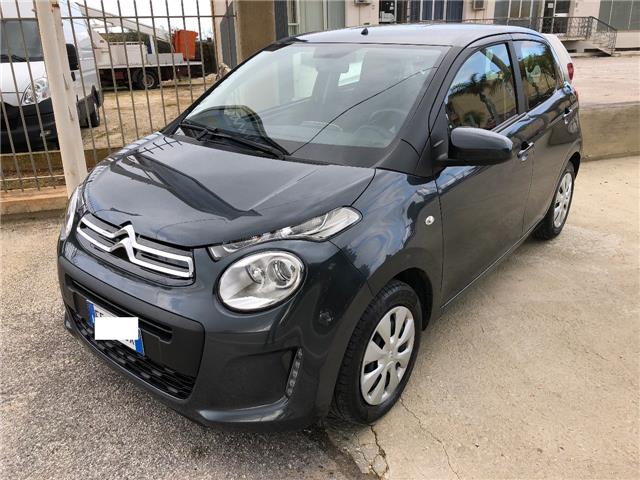 CITROEN C1 (06/2016) - grey - lieu: