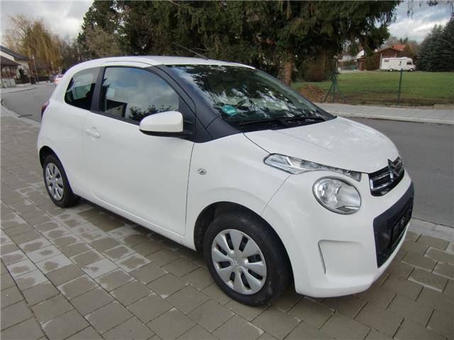 Left hand drive CITROEN C1 1.0