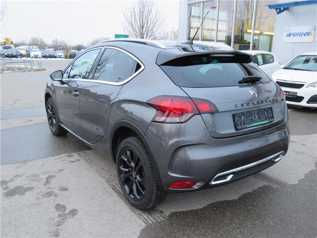 Left hand drive CITROEN DS4 120 Navi