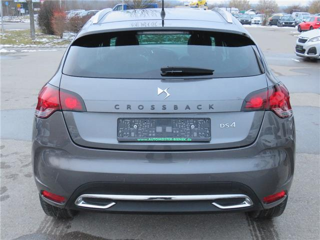 Left hand drive car CITROEN DS4 (02/2017) - grey - lieu: