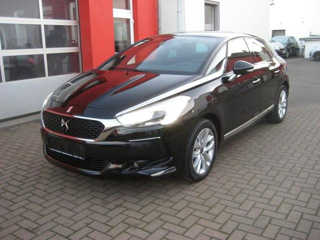 lhd CITROEN DS5 (05/2016) - black - lieu: