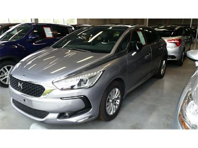 lhd CITROEN DS5 (04/2016) - grey - lieu: