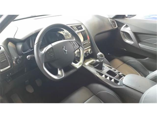 CITROEN DS5 (04/2016) - grey - lieu: