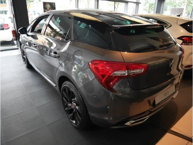 lhd car CITROEN DS5 (03/2017) - grey