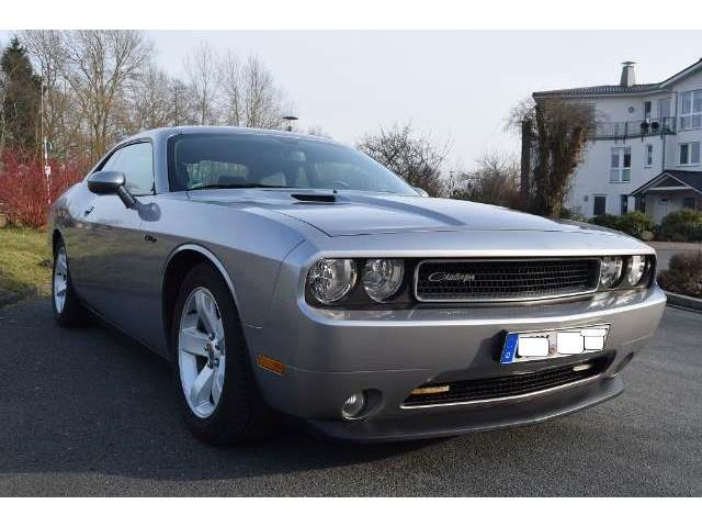 lhd DODGE CHALLENGER (01/2014) - grey