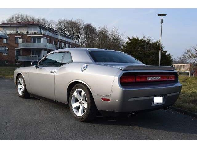 DODGE CHALLENGER (01/2014) - grey