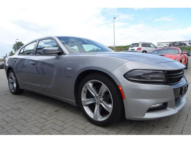 lhd DODGE CHARGER (05/2016) - grey - lieu: