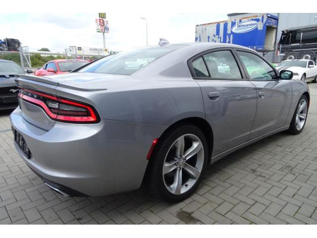 lhd car DODGE CHARGER (05/2016) - grey - lieu: