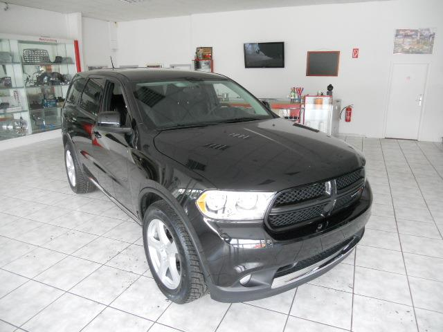 DODGE DURANGO (10/2015) - black - lieu: