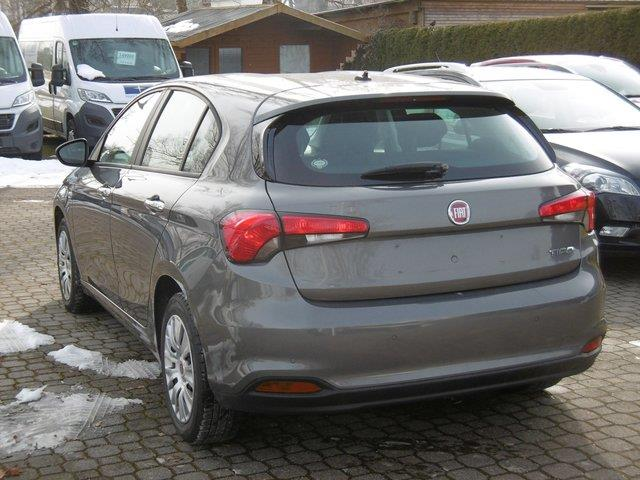 Left hand drive car FIAT TIPO (04/2017) - grey