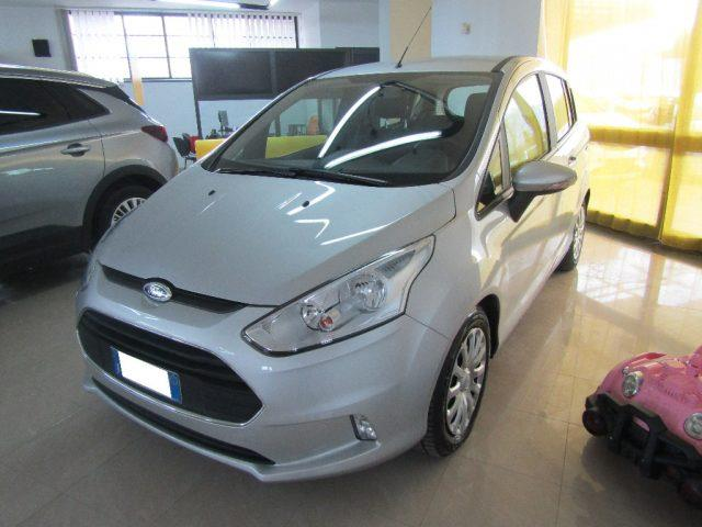 Lhd FORD B MAX (06/2016) - grey - lieu: