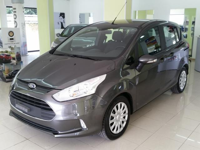 lhd FORD B MAX (03/2017) - grey - lieu:
