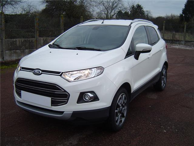 Left hand drive FORD ECOSPORT 1.5