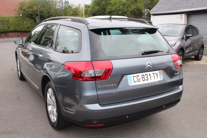 CITROEN C5 (06/2012) - GREY - lieu: