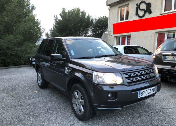 Left hand drive LANDROVER FREELANDER TD4 MARK IV S FRENCH REG