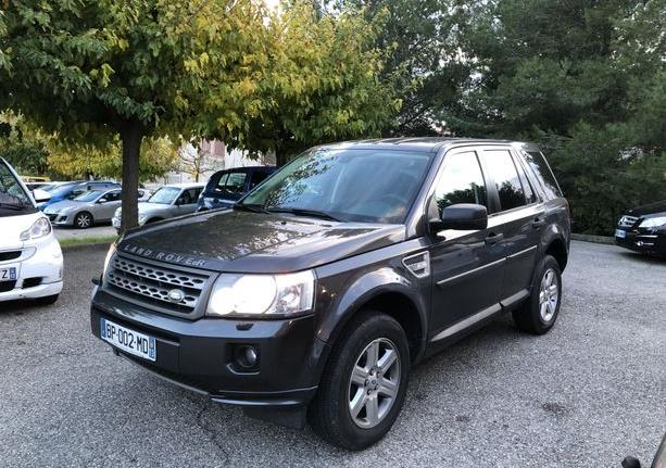 LANDROVER FREELANDER (06/2011) - BLACK