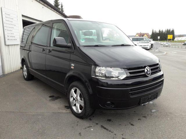 Left hand drive VOLKSWAGEN MULTIVAN T5 TDI LEATHER