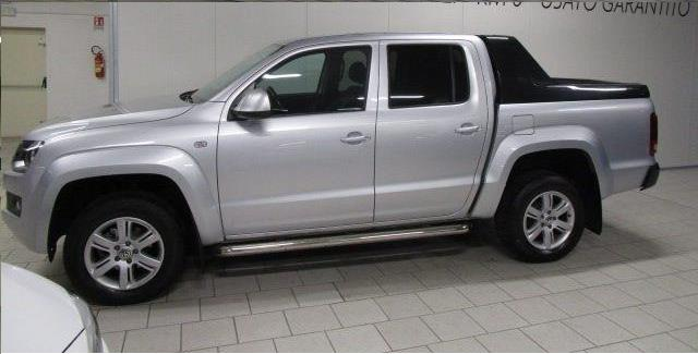 Left hand drive VOLKSWAGEN AMAROK  2.0 TDI 180 CV 4MOTION Automatico Pdc Plus