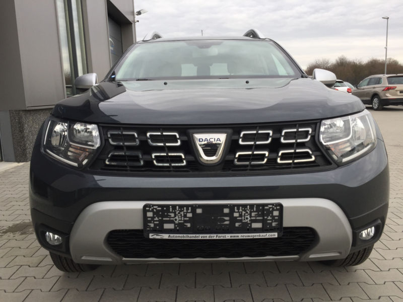 Left hand drive DACIA DUSTER  Essential 1.3 TCe 130 4X4