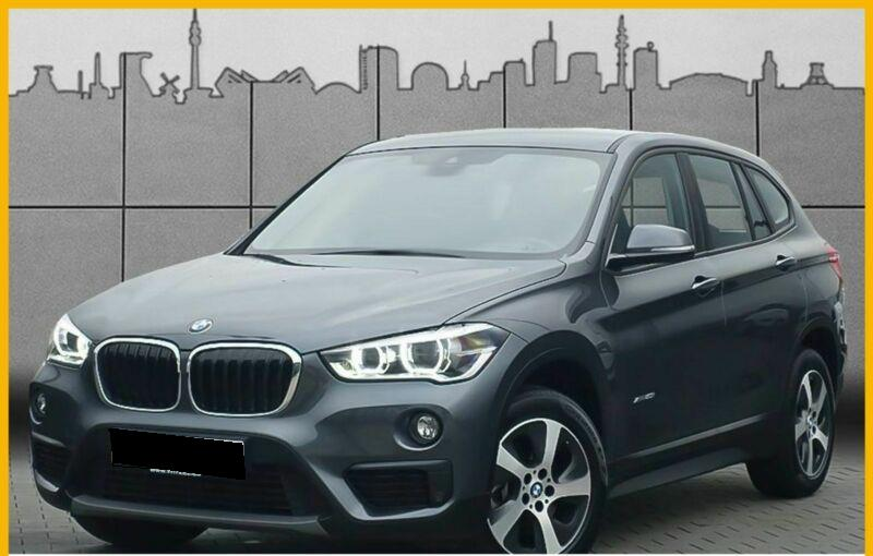 Left hand drive BMW X1 XDRIVE 20i advantage