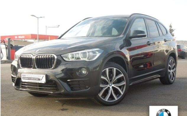 Left hand drive BMW X1 xDrive20i Sport Line Head-Up