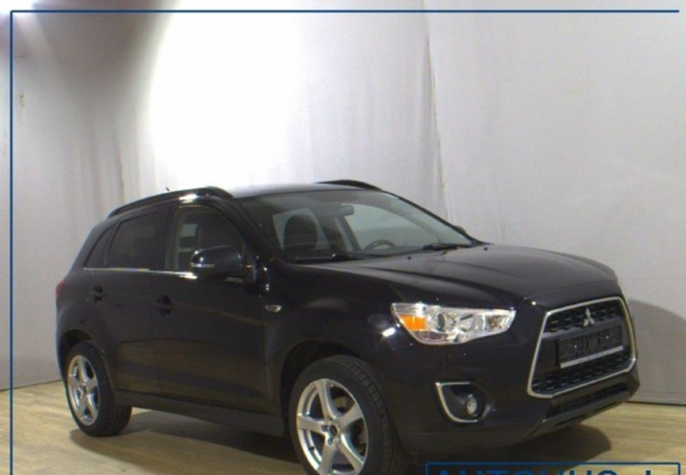 Left hand drive MITSUBISHI ASX  1.8 DI-D 4WD Instyle