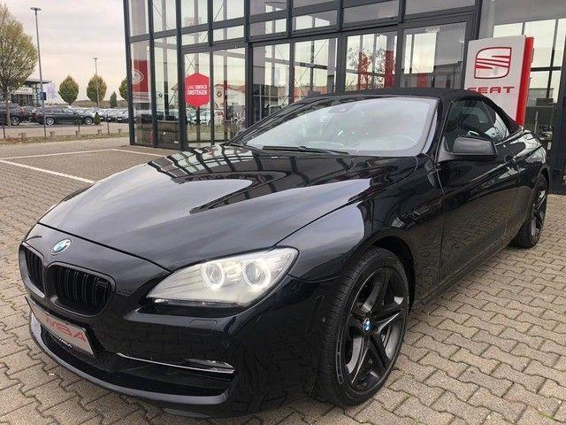 Left hand drive BMW 6 SERIES  650 i x-Drive