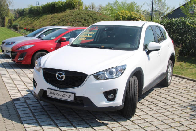 Left hand drive MAZDA CX-5 SKYACTIV-D FWD 150